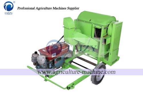 Big Thresher for rice, wheat, beans, sorghum, millet4