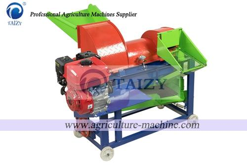 Multifunctional thresher for maize, beans, sorghum, millet1