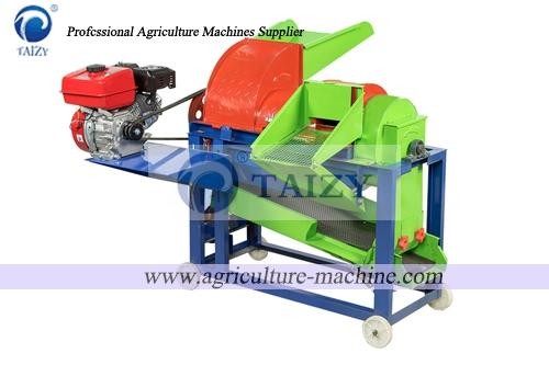 Multifunctional thresher for maize, beans, sorghum, millet6