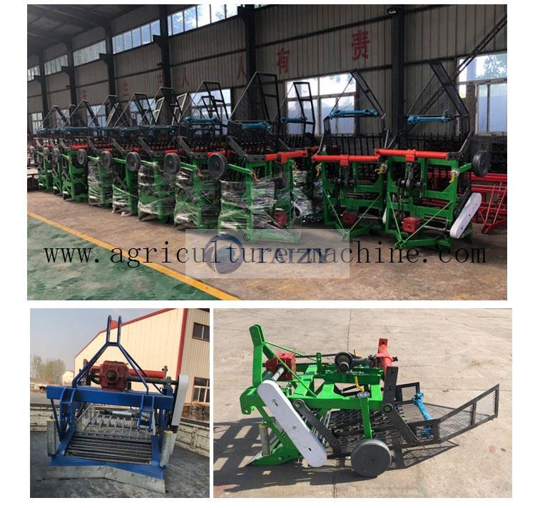 groundnut harvester factory site