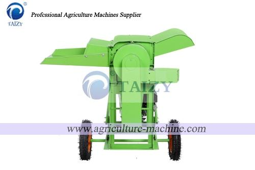 Small Thresher for rice, wheat, beans, sorghum, millet4