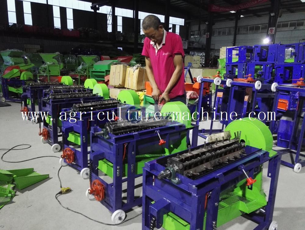 wheat threshing machine factory