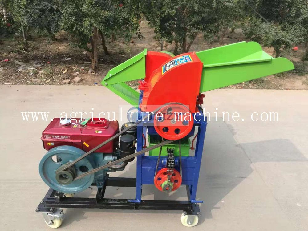 millet threshing machine