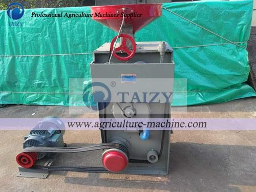 The quality problems of key parts of small rice mills are outstanding