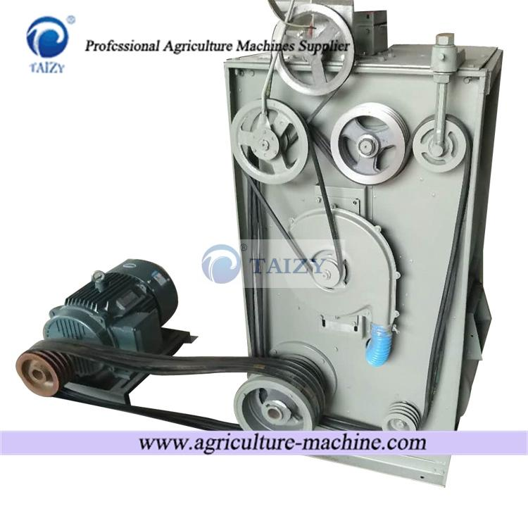 Rice milling machine inner structure