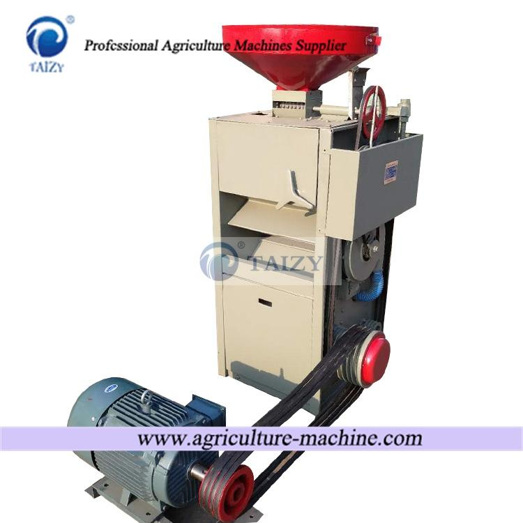 rice hulling machine