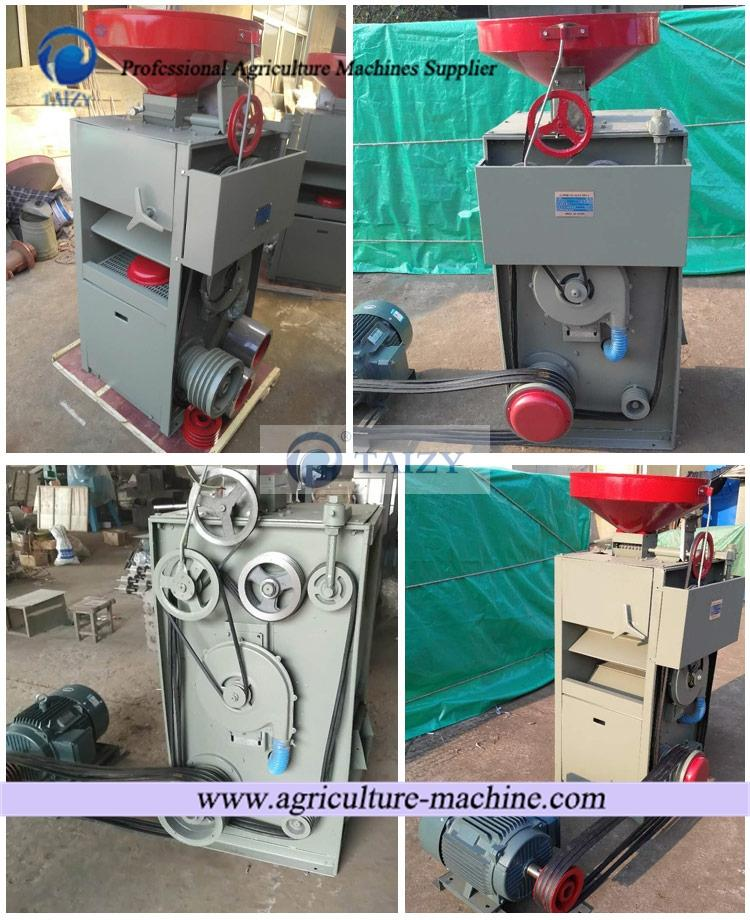 hulling rice machine