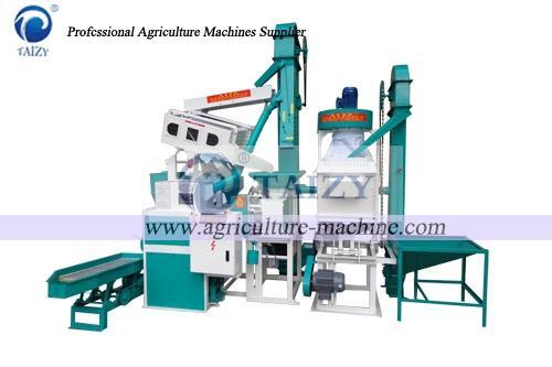 Rice milling plant machine (1)