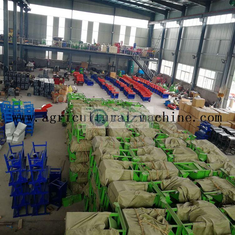 rice thresher delivery site