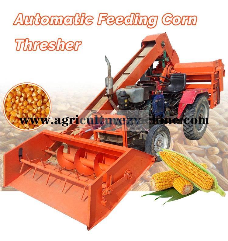 corn shelling machine