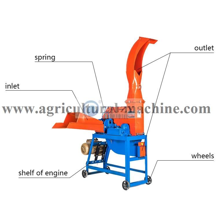 grass cutter structure