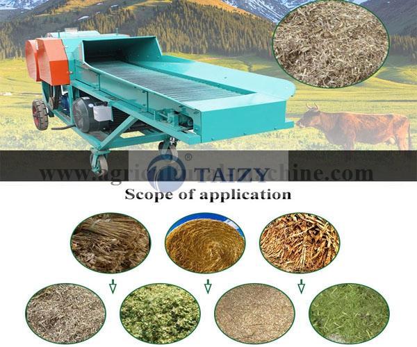 grass cutting machine application