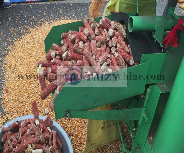 4 types of automatic corn sheller for sale / shelling corn maize