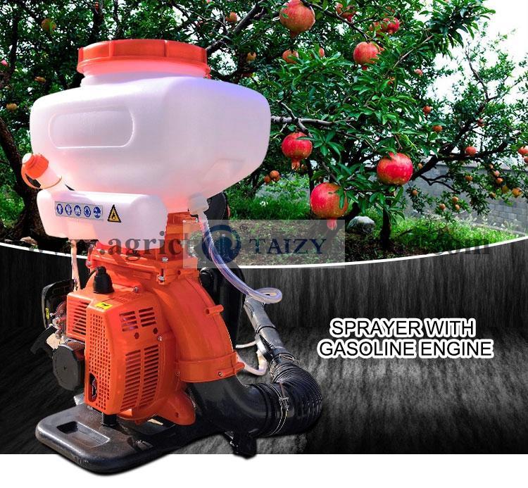 Christmas Tree Sprayer.Gasoline Engine Backpack Sprayer Best Garden Sprayer