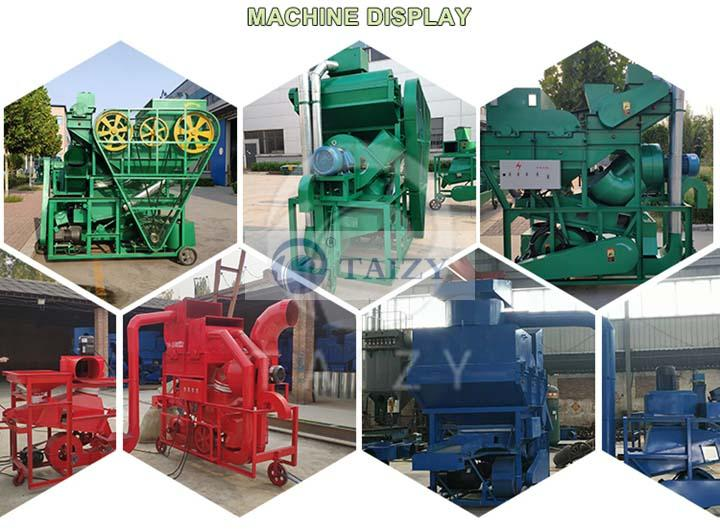 different types of groundnut sheller