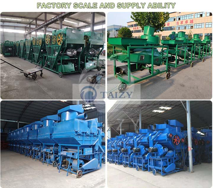 groundnut sheller factory