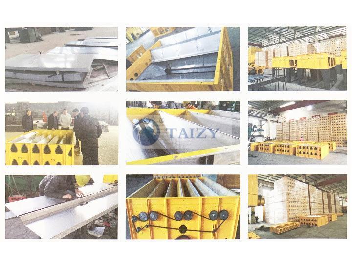 grain drying machine factory