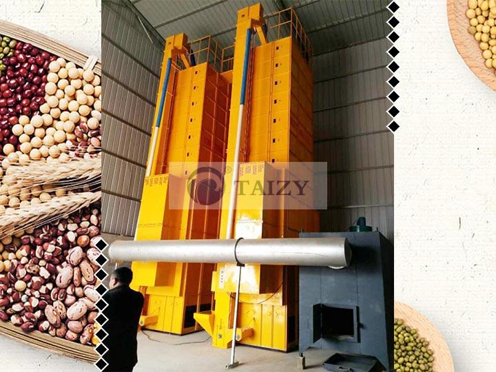 rapeseed dryer