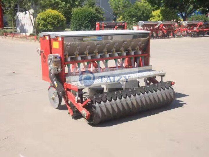 wheat planter machine