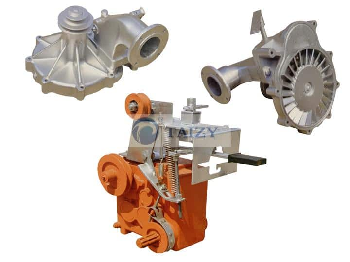 Water Turbine and Gearbox