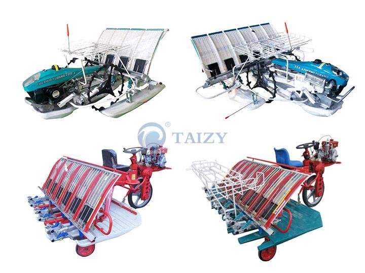 4 rows, 6 rows, 8 rows rice transplanter