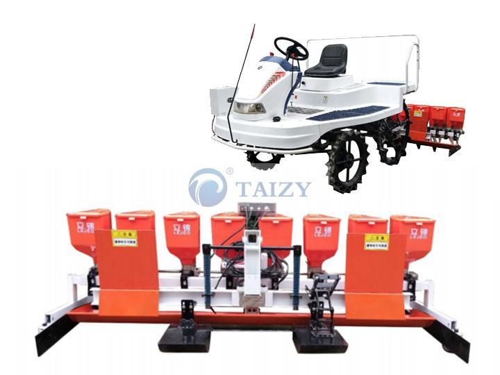 Rice direct seeding machine