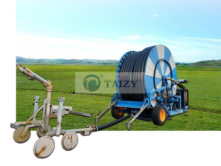 spinkler irrigation system
