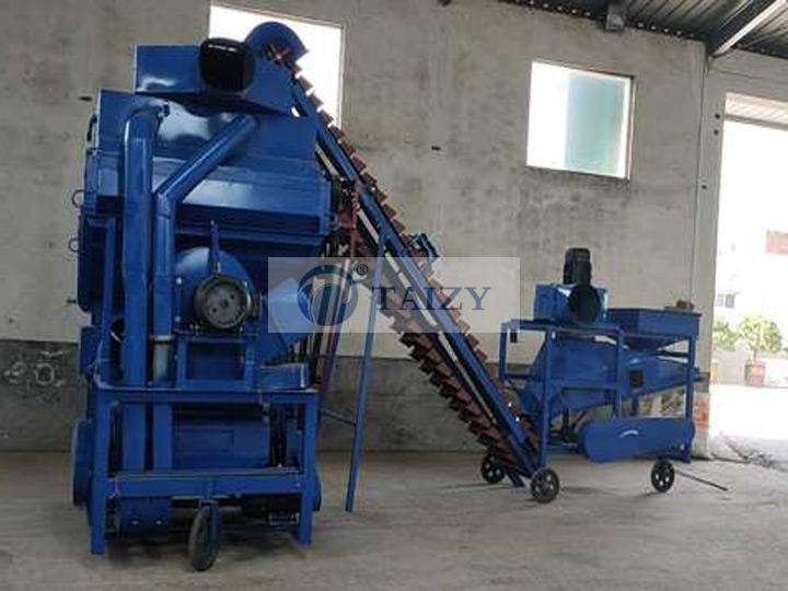 combined-peanut-sheller-machine