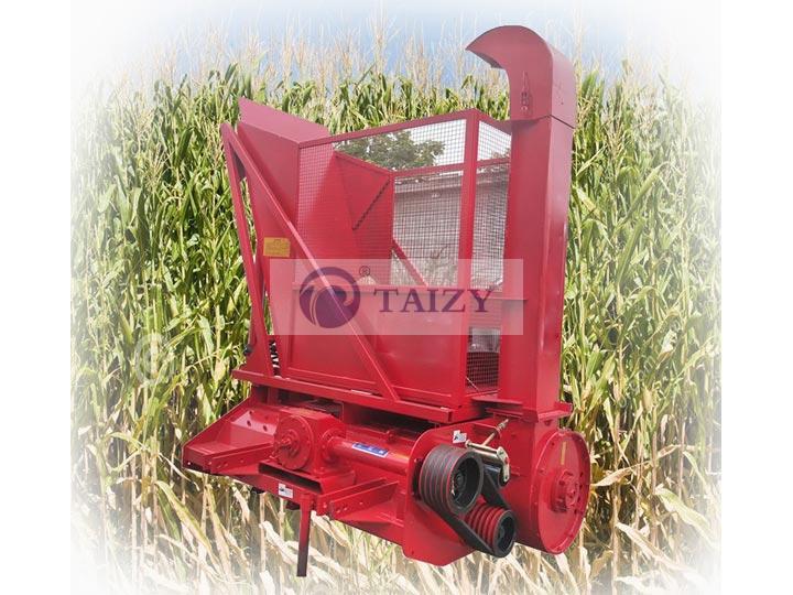 corn-straw-harvester-machine