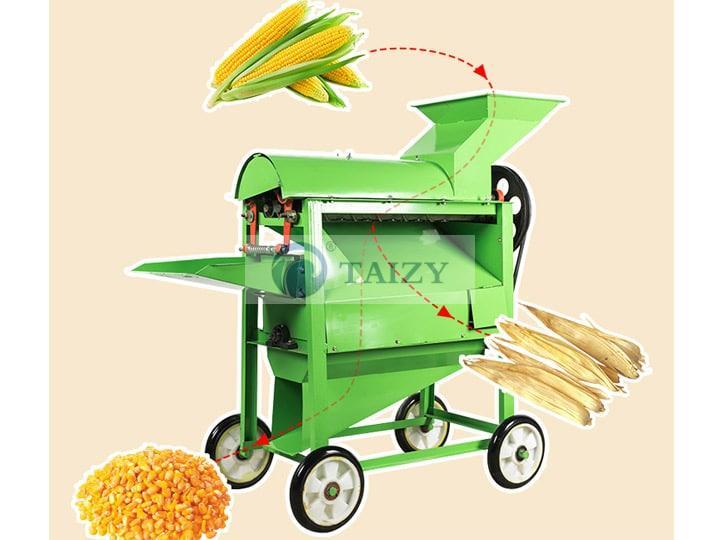 corn-thresher-machine