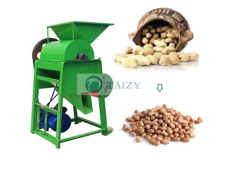 small-peanut-sheller-machine