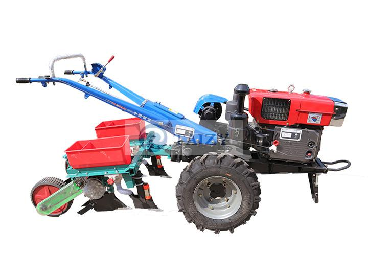 walking-tractor-with-corn-planter